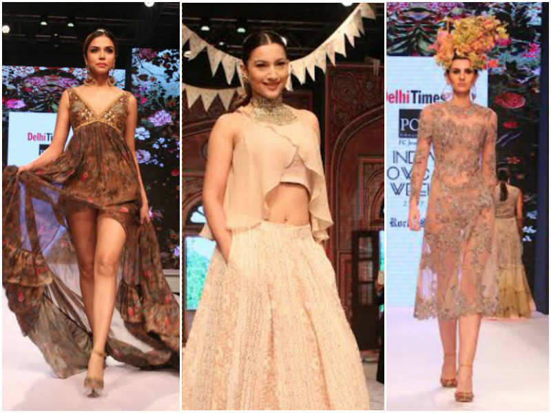Day 3: Designers showcase their collection at Delhi Times PCJ India Showcase Week 2017