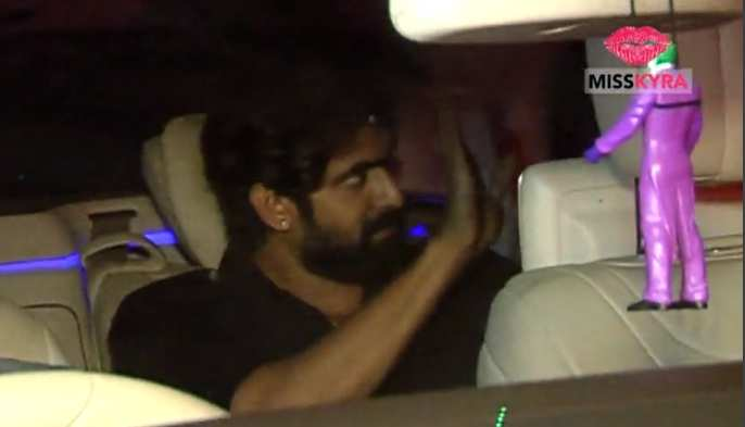 Bollywood celebs attend Karan Johar's birthday party
