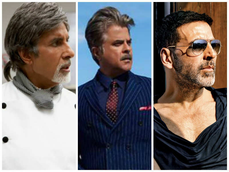 Bollywood actors who rocked the salt and pepper look