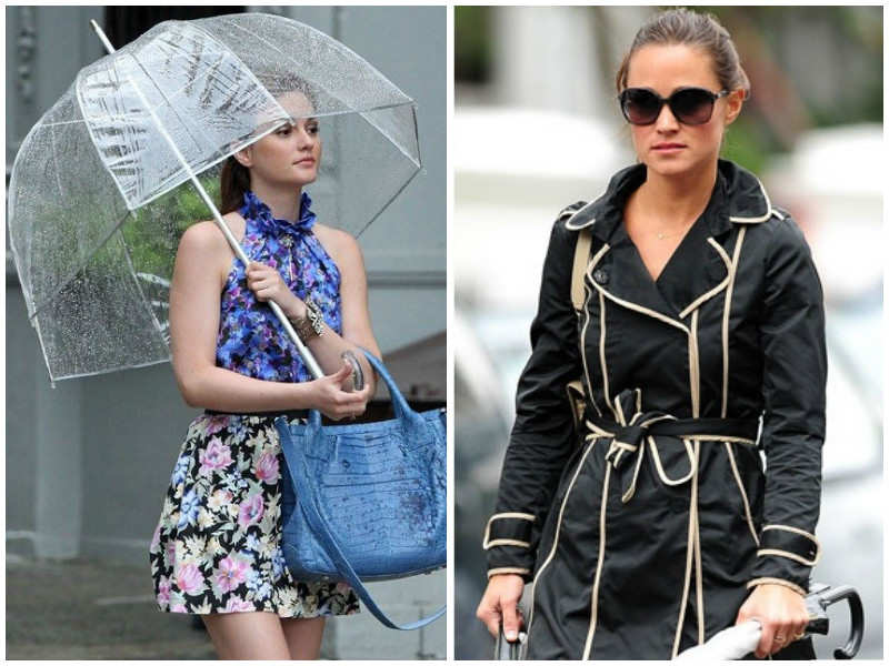10 monsoon fashion inspirations from your favourite celebrities
