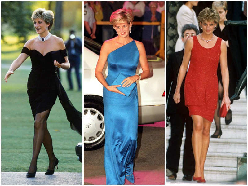 Remembering Princess Diana's most iconic fashion moments