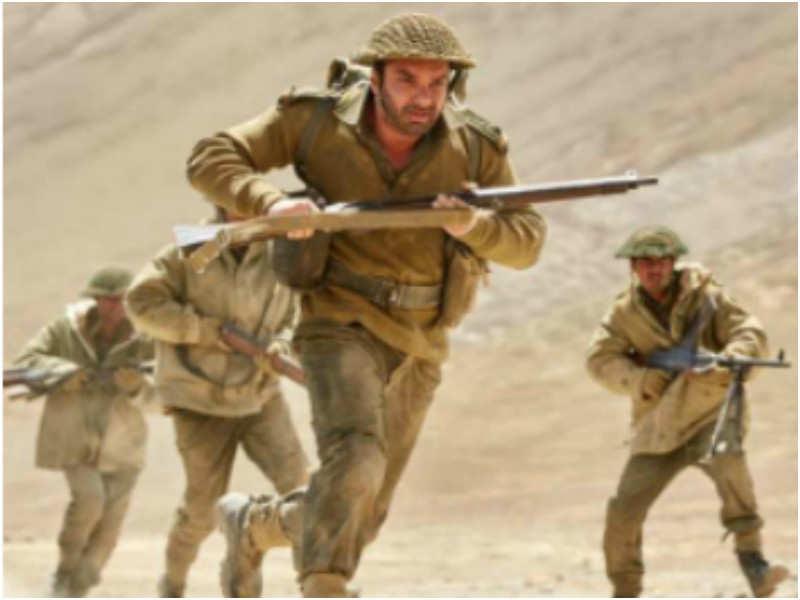 The Indo-China war backdrop