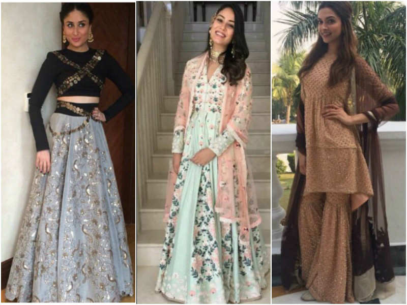 This Eid, dress like a Bollywood diva!