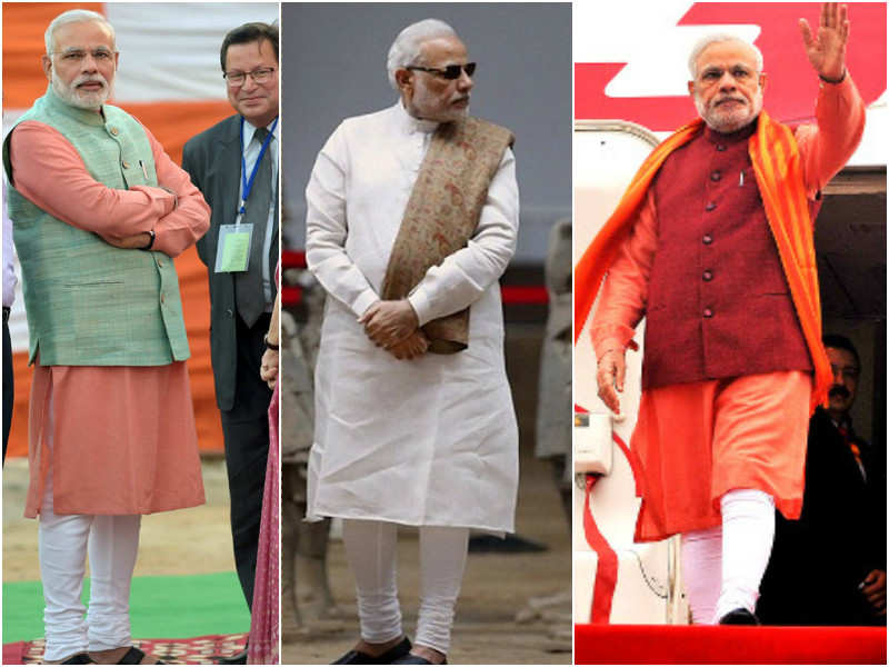 12 times Narendra Modi gave fashionistas a run for their money!