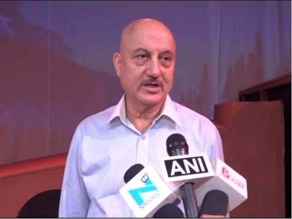 Anupam Kher: Kangana Ranaut is one of the finest actresses in India