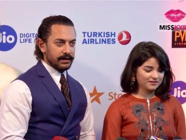 Aamir Khan: Zaira Wasim is the best actress
