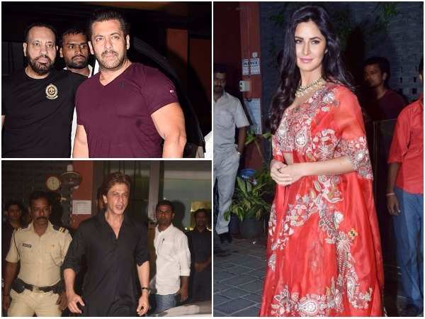 Arpita Khan Sharma hosts Pre Diwali bash at her residence