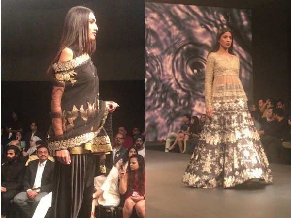 Siddartha Tytler showcases his collection at Delhi Times Lifestyle Week
