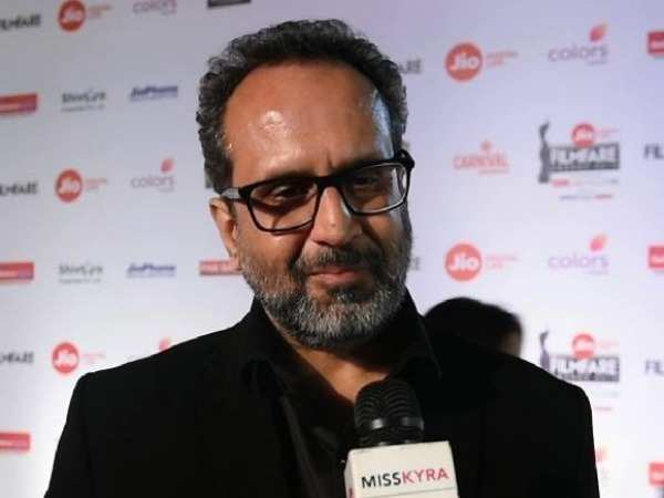 Anand L Rai attends the 63rd JioFilmfare Awards 2018