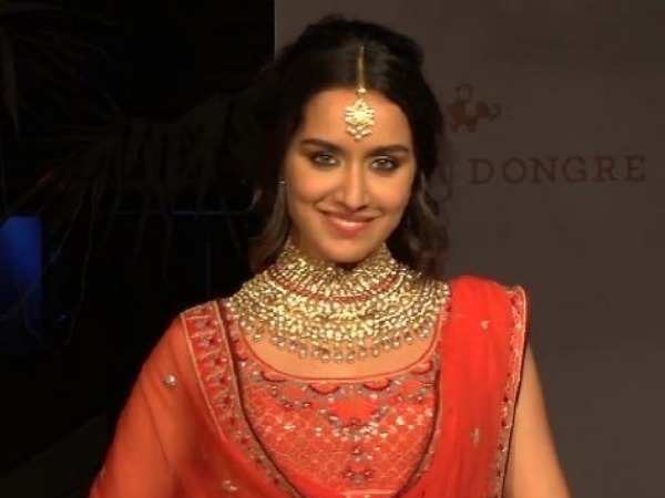 Shraddha Kapoor spotted at an event