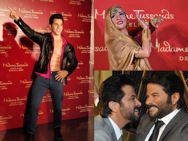 Top 10+ Celebrity Wax Figures - pinterest.com