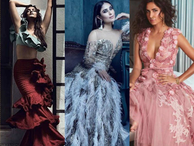 10 celebrity photoshoots that we can't seem to get over!