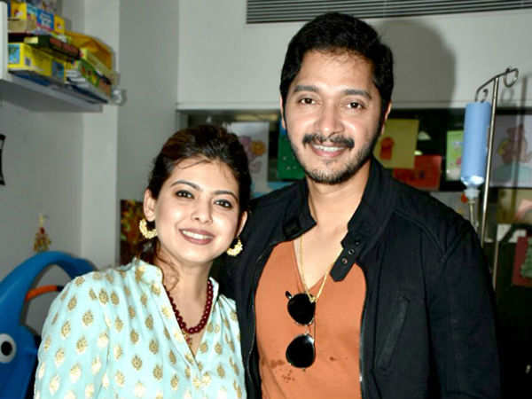 Shreyas Talpade talks about his love story with Deepti Talpade