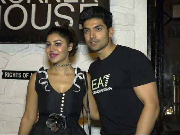 Gurmeet Choudhary and Debina Bonnerjee celebrate their wedding anniversary