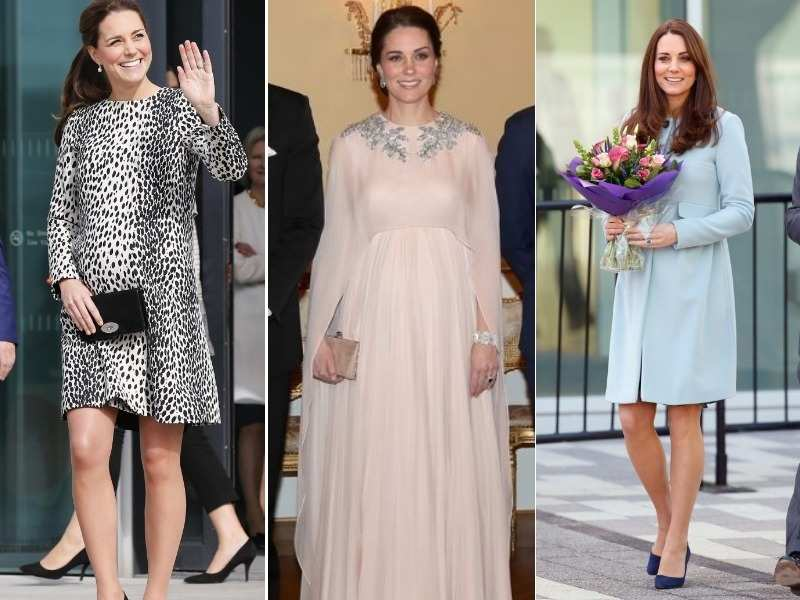Here's decoding Kate Middleton's royal maternity style ...
