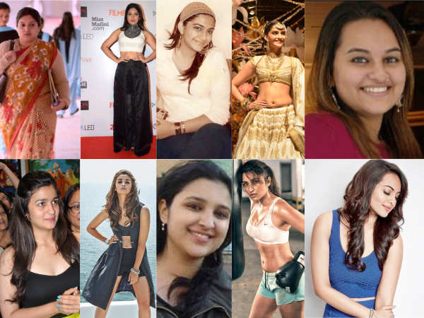 Transformation Tuesday: Bollywood divas & their jaw-dropping fat to fit transformation