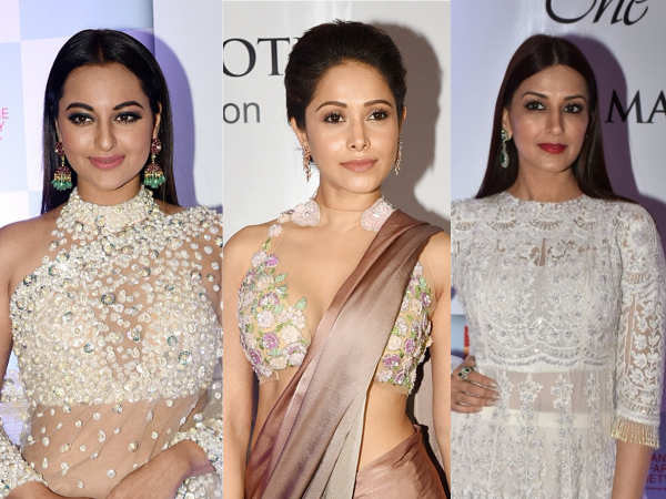 Sonakshi to Sonali: Divas who stole the show at The Walk of Mijwan fashion show