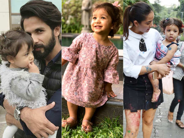 Shahid & Mira's adorable moments with Misha are too cute to handle!