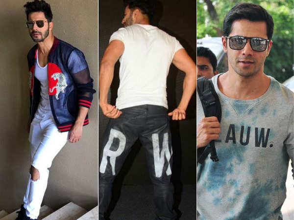 EXCLUSIVE|Varun Dhawan talks about his go-to style essential and more!