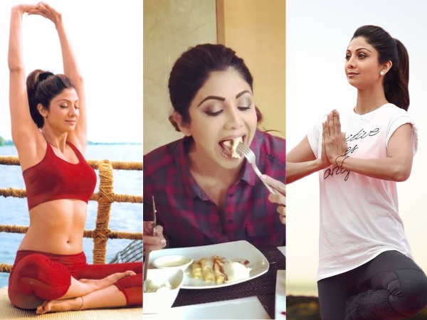 EXCLUSIVE | Shilpa Shetty gets candid about food and fitness like never before!