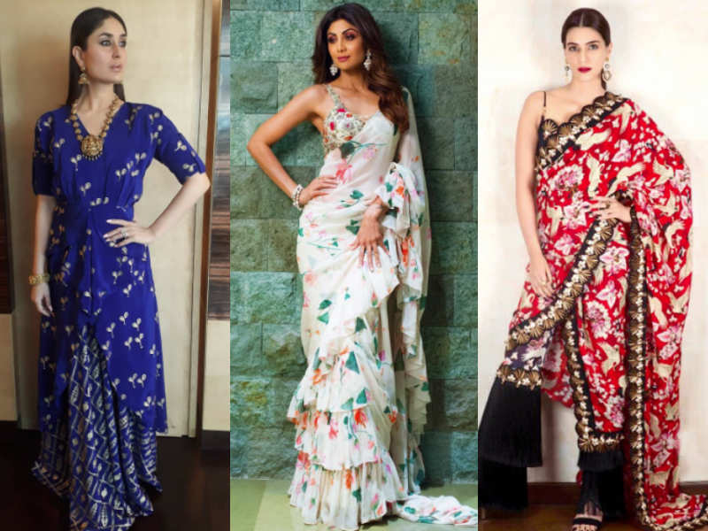 These celebrity looks make for the perfect sangeet outfits for a summer wedding