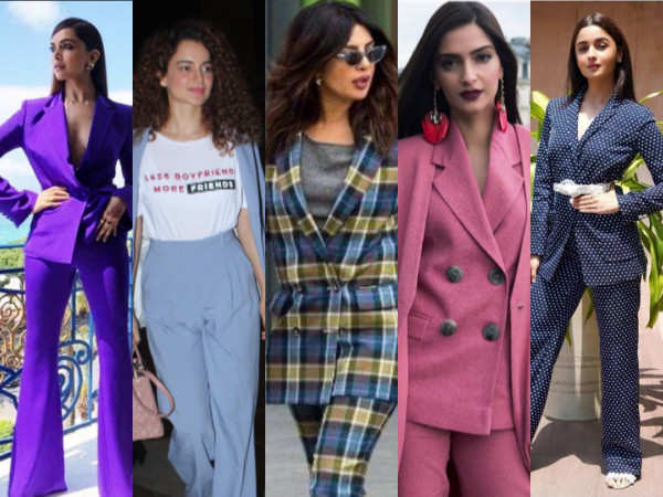 Priyanka Chopra to Deepika Padukone: B-Town divas who are working this trend!