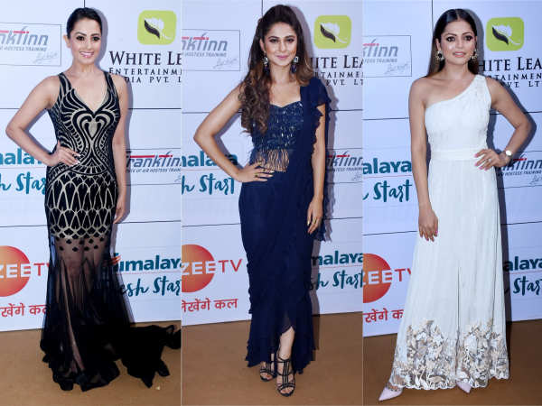 Gold Awards 2018: Jennifer Winget, Anita Hassanandani and others glam up the red carpet