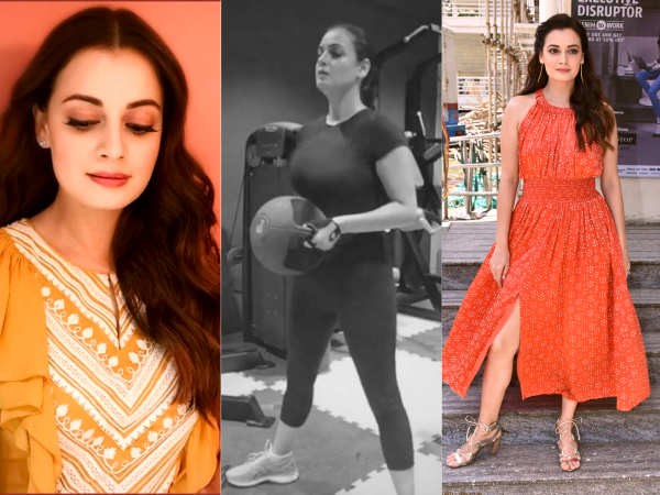 EXCLUSIVE: Dia Mirza spills the beans on her beauty, fitness and more!