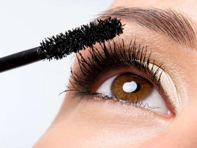 Use a mascara when running late