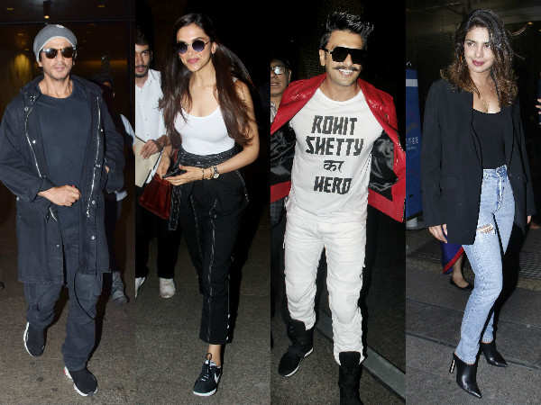These B-Town stars jet-set in style this week!