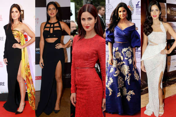 Katrina Kaif's red carpet style is all things EDGY and we love it!