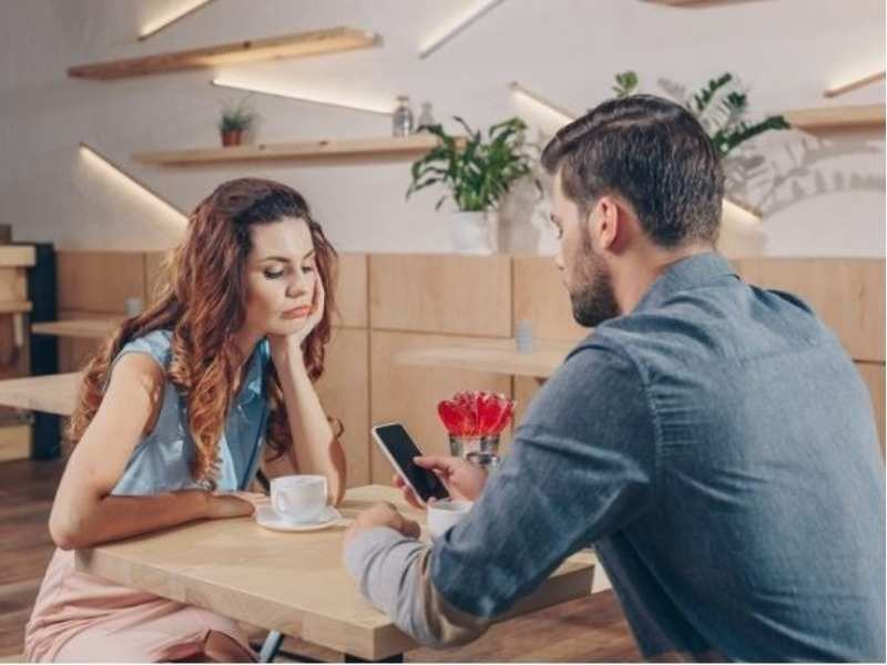 dating a man with a difficult ex wife