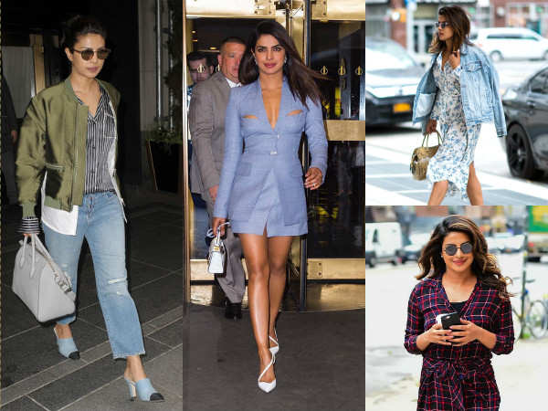 Here's why Priyanka Chopra is the ultimate fashion QUEEN!