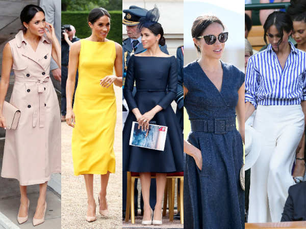 Happy Birthday Meghan Markle: 5 times the duchess wowed us with her sartorial picks