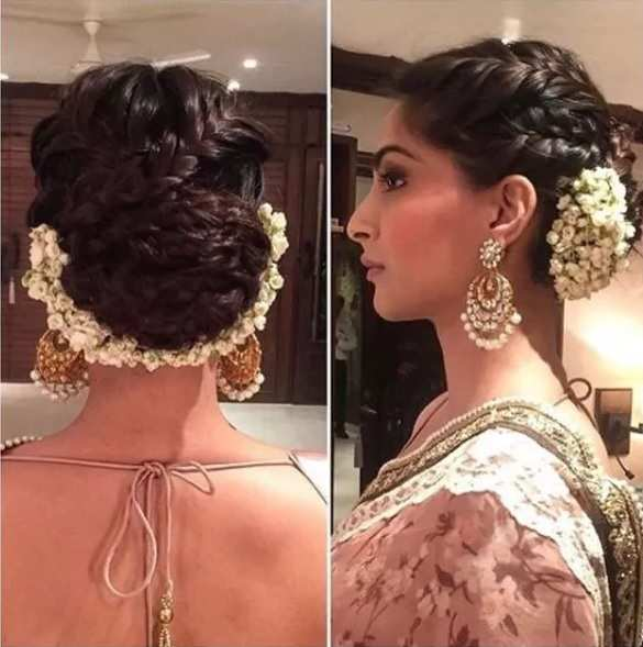 Wedding Hairstyle Gajra: Try Out These Different Ways To Style Your Hair With Gajra