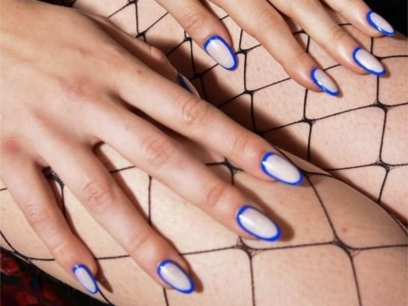 The year might be coming to an end, but we're still spotting new nail trends!