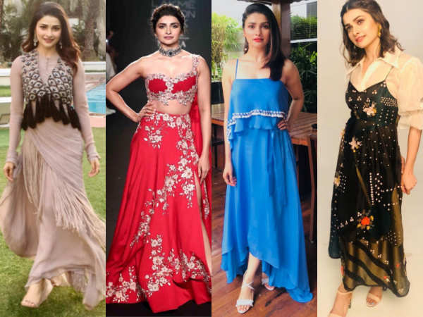 Happy Birthday Prachi Desai : 5 times the actress quirked up her fashion game!