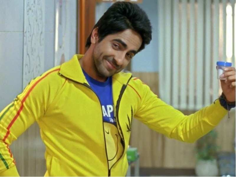 Here are the best roles played by Ayushmann Khurrana