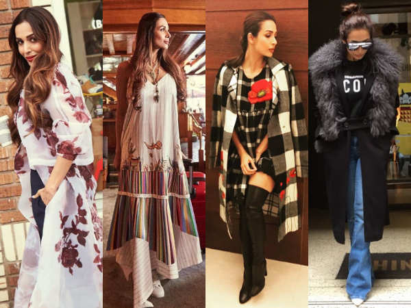 Proof that Malaika Arora's off-duty style is runway worthy