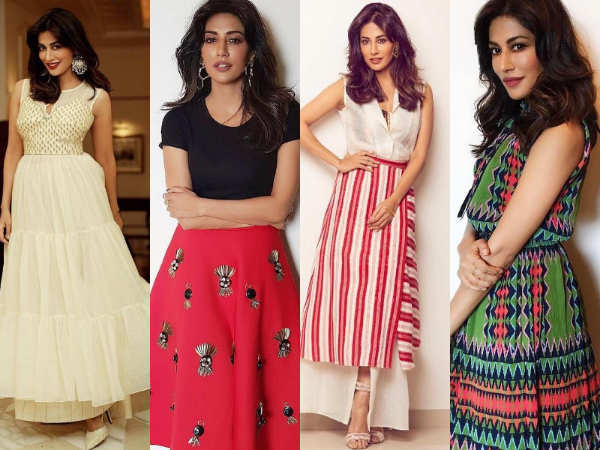 Baazaar : Chitrangda Singh's promotional style-file is all things chic!