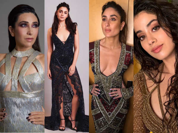 Kareena, Alia, Janhvi and others sparkled their way through style this weekend