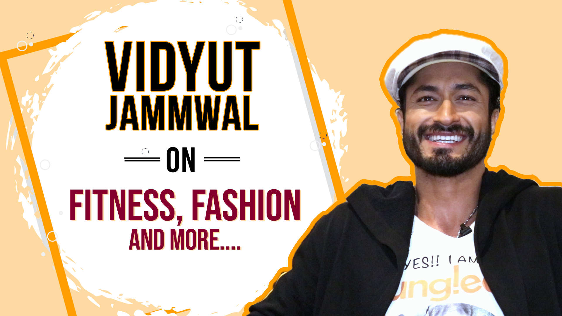 EXCLUSIVE |  Junglee star Vidyut Jammwal gets candid about fitness, fashion and more