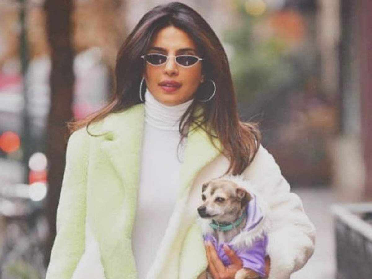 Priyanka Chopra Jonas makes neon and fanny packs look ultra-cool