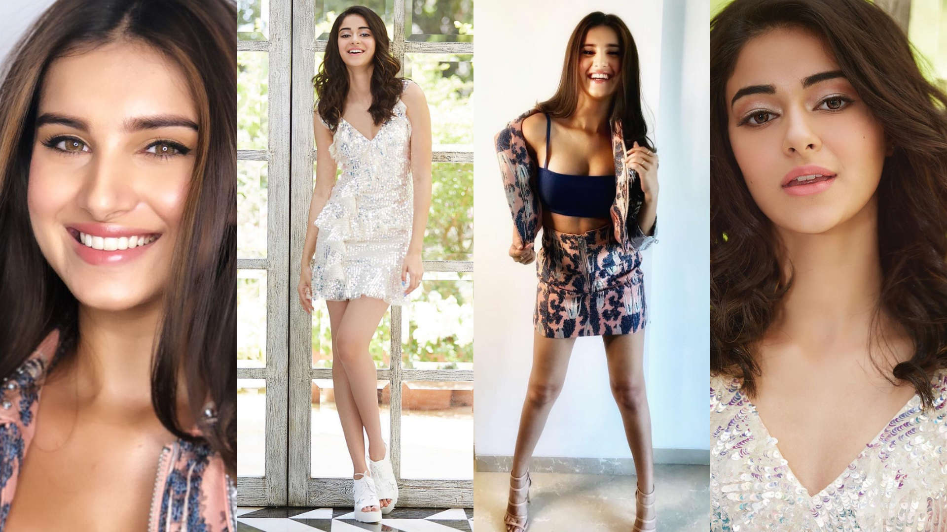 The Jawaani Song | Ananya Panday and Tara Sutaria are here to slay with their style