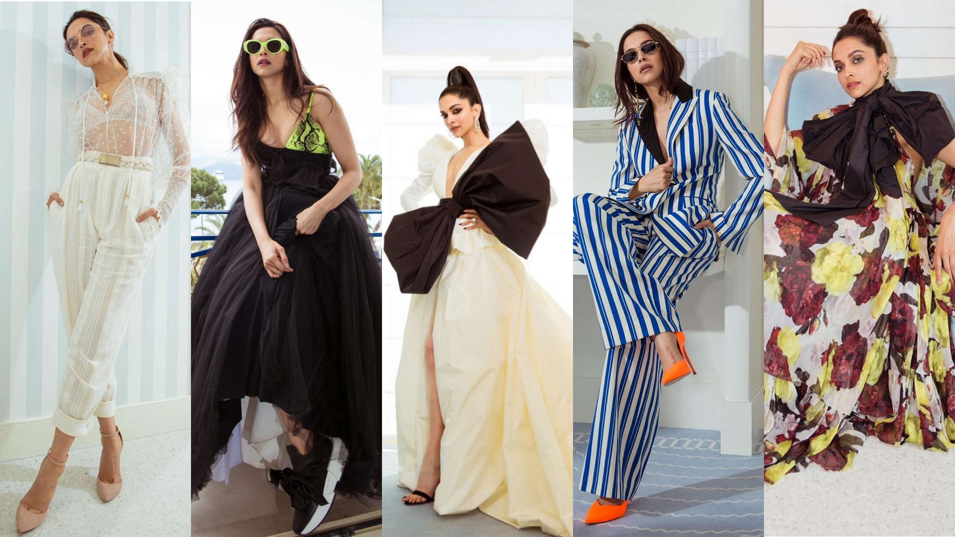 Cannes 2019: Deepika Padukone gives us 5 stunning looks in 2 days and we are impressed!