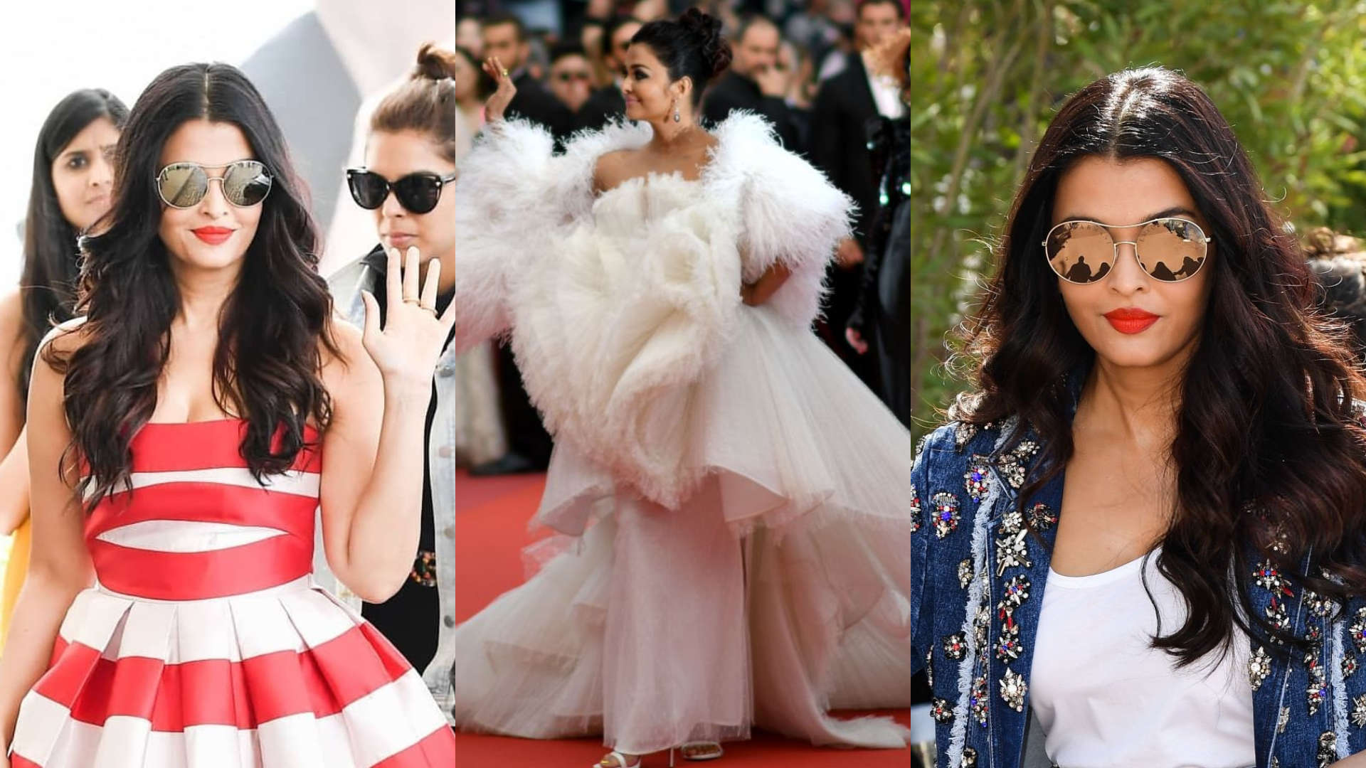 Decoding Aishwarya Rai Bachchan's Day 2 looks at Cannes Film Festival 2019