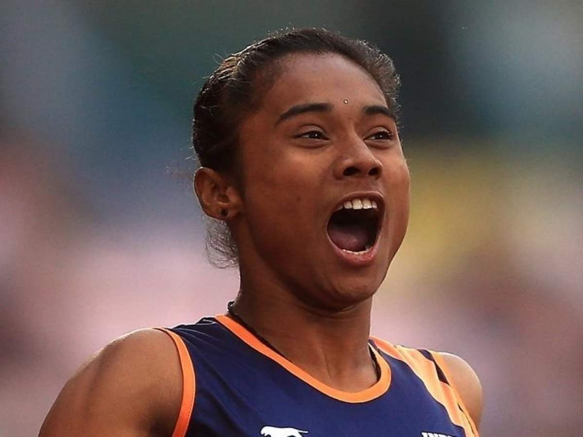 Bollywood stars commend Hima Das on winning 5 gold medals