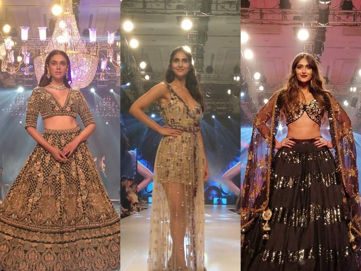 Day 3 of Bombay Times Fashion Week was all things graceful, colourful and beautiful