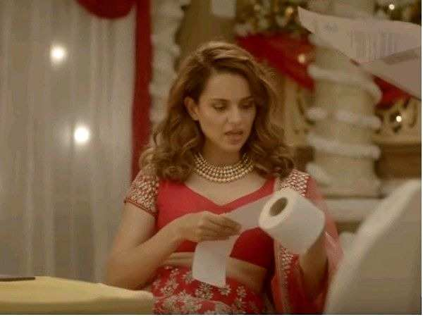 Kangana Ranaut's new video is a tight slap on SEXISM and NEPOTISM