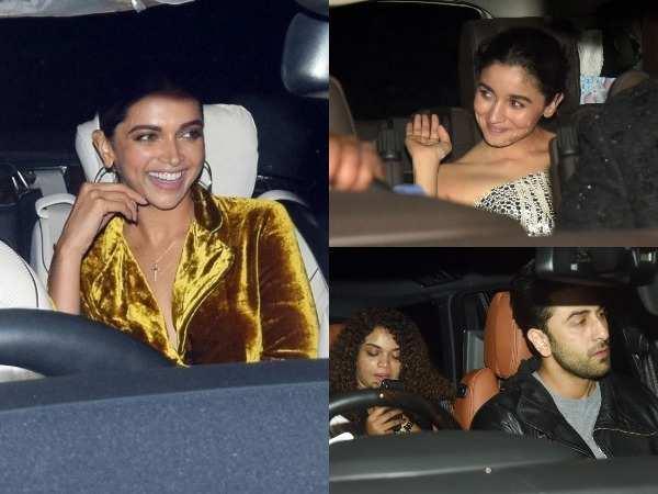 Stars galore at Shah Rukh Khan and Gauri Khan's grand bash for their friend Kaajal Anand